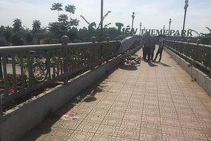 Xác định nguyên nhân nữ sinh tử vong trên cầu vượt Suối Tiên