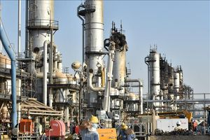 Giá dầu tăng sau khi Mỹ -Trung đạt thỏa thuận thương mại 'giai đoạn 1'