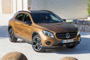 Bảng giá xe Mercedes-Benz tháng 12/2019: Thêm lựa chọn mới