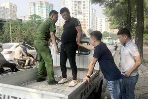 Nhận diện, trấn áp tội phạm trên tuyến đường Hà Nội dịp cuối năm