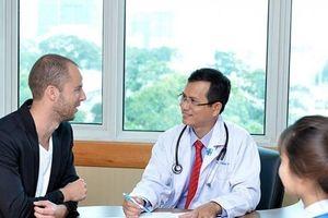 Làm thế nào để hút bệnh nhân nước ngoài và kiều bào?