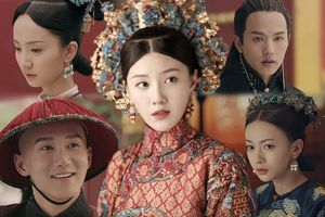 Diên Hi công lược - Kim chi ngọc diệp: Con trai Nhĩ Tình tiếp cận con gái Ngụy Anh Lạc trả thù thay mẹ, con gái Hoằng Trú hãm hại công chúa