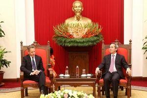 Việt Nam là thị trường chiến lược thứ hai tại khu vực châu Á của quỹ đầu tư Mỹ