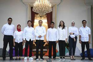 Tổng thống Indonesia chọn nhiều cố vấn 8-9X với lương 'khủng'