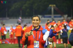 HLV Mai Đức Chung tiết lộ cuộc đấu trí cân não ở chung kết SEA Games 30