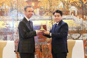 Thúc đẩy hợp tác giữa Hà Nội và các địa phương của Ireland