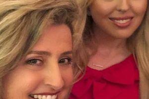 Tiffany Trump cùng gia đình bạn trai triệu phú dự Giáng sinh tại Nhà Trắng, 'mẹ chồng' tương lai của cô mới đáng chú ý hơn cả