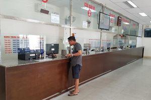 Tàu Đà Nẵng vào TP.HCM sau tết hết sạch vé