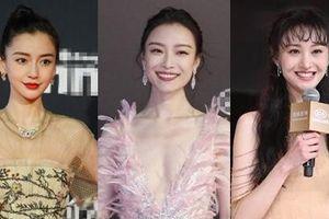 Dàn mỹ nhân Trung Quốc đua sắc trên thảm đỏ