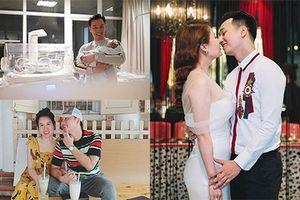 Tổ ấm hạnh phúc của MC Thành Trung sau khi tái hôn