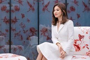 Song Hye Kyo vướng tin quay lại với Song Joong Ki vì chiếc nhẫn 'khả nghi'
