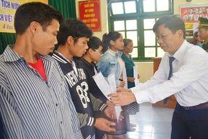 84 công dân ở vùng núi Quảng Trị được nhập Quốc tịch Việt Nam