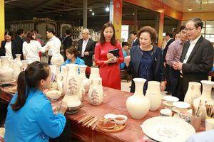 Gốm Chu Đậu trở thành điểm du lịch làng nghề của tỉnh Hải Dương