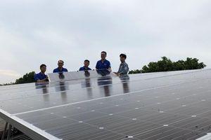 Công ty Nhiệt điện Phú Mỹ: 'trao điện mặt trời, làm ấm tình đời'