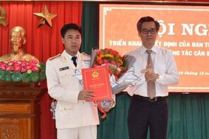 Tin nhân sự, lãnh đạo mới ở Cần Thơ, Bạc Liêu, Gia Lai
