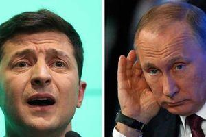 Cú trả đòn của ông Putin sau Hội nghị Normandy