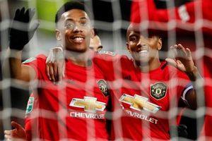 Man City hẹn quyết đấu Man United ở bán kết Cúp Liên đoàn