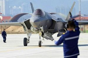 Hàn Quốc chính thức khai thác tiêm kích F-35