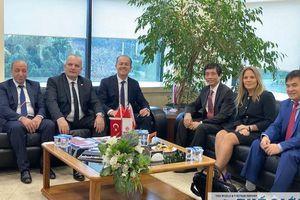 Thúc đẩy quan hệ thương mại giữa Việt Nam với tỉnh Bursa, Thổ Nhĩ Kỳ