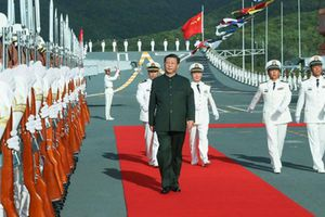 Trung Quốc sẽ dùng tàu sân bay Sơn Đông ở Biển Đông