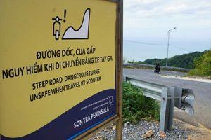 Đà Nẵng tăng cường đảm bảo an toàn giao thông trên bán đảo Sơn Trà
