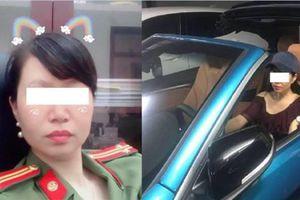 Tài xế taxi tố nữ trung tá công an 'ăn quỵt': Tiền mồ hôi công sức quyết lấy lại