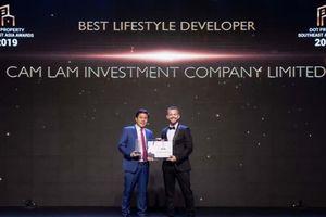Cam Ranh Bay Hotels & Resorts lập 'hat trick' giải thưởng quốc tế của tạp chí Dot Property