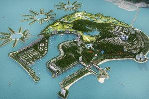 Đảo Tuần Châu của doanh nhân Đào Hồng Tuyển được mở rộng hơn 1.000ha