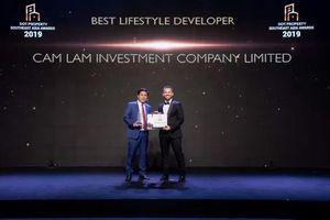 Dự án Cam Ranh Bay Hotels & Resorts giành 3 giải thưởng quốc tế của tạp chí Dot Property