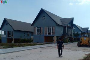 Nghi vấn doanh nghiệp xây biệt thự trên đất công tại Bà Rịa- Vũng Tàu