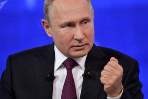 Tổng thống Nga phủ nhận sự hiện diện của quân đội nước ngoài ở Ukraine