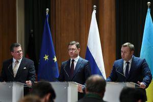 Châu Âu, Nga và Ukraine thiết lập thỏa thuận khí đốt mới
