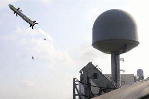 Hệ thống diệt hạm mini Mỹ diệt mục tiêu tại Vịnh Arap