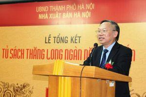 Tổng kết Dự án Tủ sách Thăng Long ngàn năm văn hiến giai đoạn II