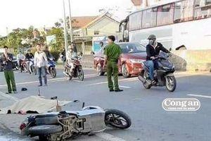 2 giờ truy nóng 'hung thần xa lộ' gây tai nạn bỏ trốn