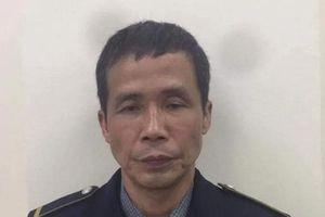 Hà Nội: Bắt giữ tội phạm trốn truy nã núp dưới 'vỏ bọc' bảo vệ công ty