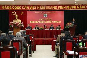 Hội nghị Ban Chấp hành Trung ương Hội Người cao tuổi Việt Nam khóa V