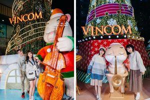 Giáng Sinh không đến Vincom là bạn đang bỏ lỡ cả một mùa lễ hội lung linh