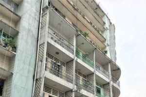 TP Hồ Chí Minh: Lên kế hoạch di dời phá bỏ 15 chung cư nguy hiểm và hư hỏng nặng