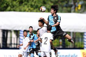 Khai mạc giải U13 quốc tế Việt Nam – Nhật Bản