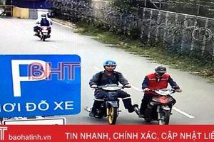 Tóm gọn gã công nhân 2 tháng trộm 7 chiếc xe máy ở KKT Vũng Áng