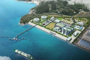 Nhiều doanh nghiệp Hàn Quốc sẽ tham gia thị trường điện khí LNG Việt Nam