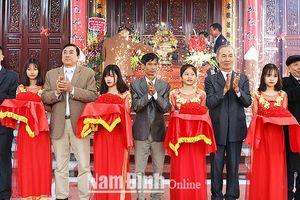 Nam Định: Quần Anh - Vùng đất đậm đặc giá trị văn hóa truyền thống