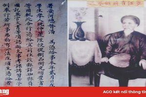 'Nhân thần' Nguyễn Trọng Trì