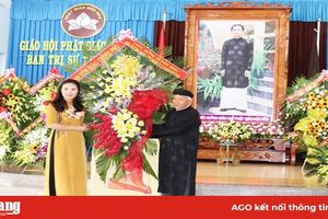 Kỷ niệm 100 năm ngày đản sinh Đức Huỳnh Giáo chủ Phật giáo Hòa Hảo