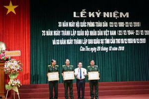 Sôi nổi các hoạt động kỷ niệm Ngày thành lập Quân đội Nhân dân Việt Nam