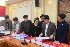 Cẩm Phả: Sôi nổi tham gia tìm hiểu lịch sử '90 năm - Vinh quang Đảng Cộng sản Việt Nam'