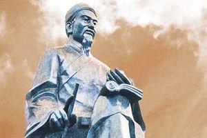 Nguyễn Bỉnh Khiêm dự cảm về đời sống thị thành