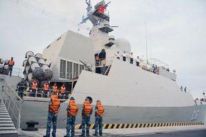 Hải quân nhân dân Việt Nam tăng cường hội nhập, củng cố sức mạnh