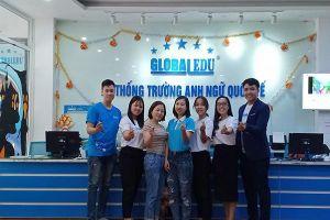 Sinh trắc học dấu vân tay INFOLIFE phối kết hợp với hệ thống trường Anh ngữ quốc tế GLOBAL EDU Vĩnh Yên